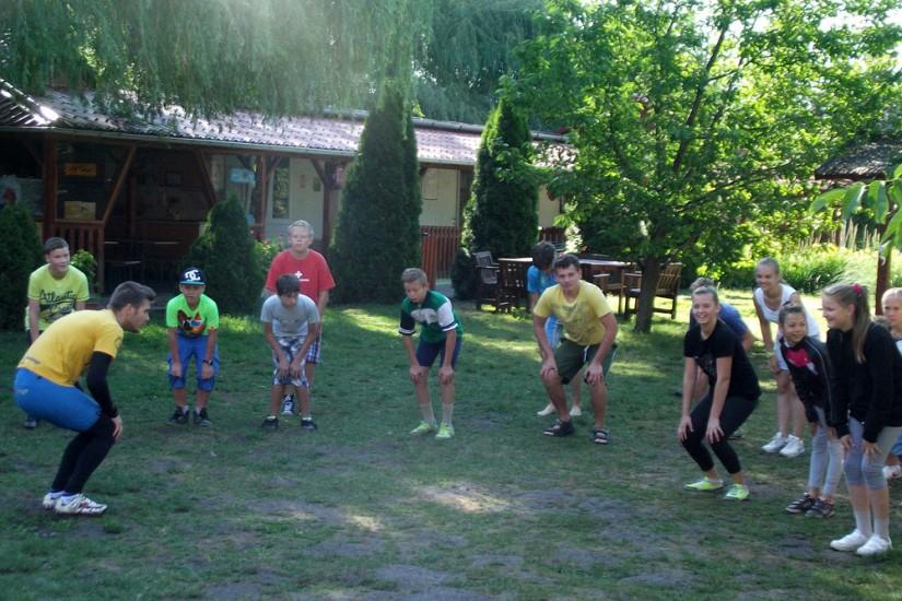 sport tábor 2